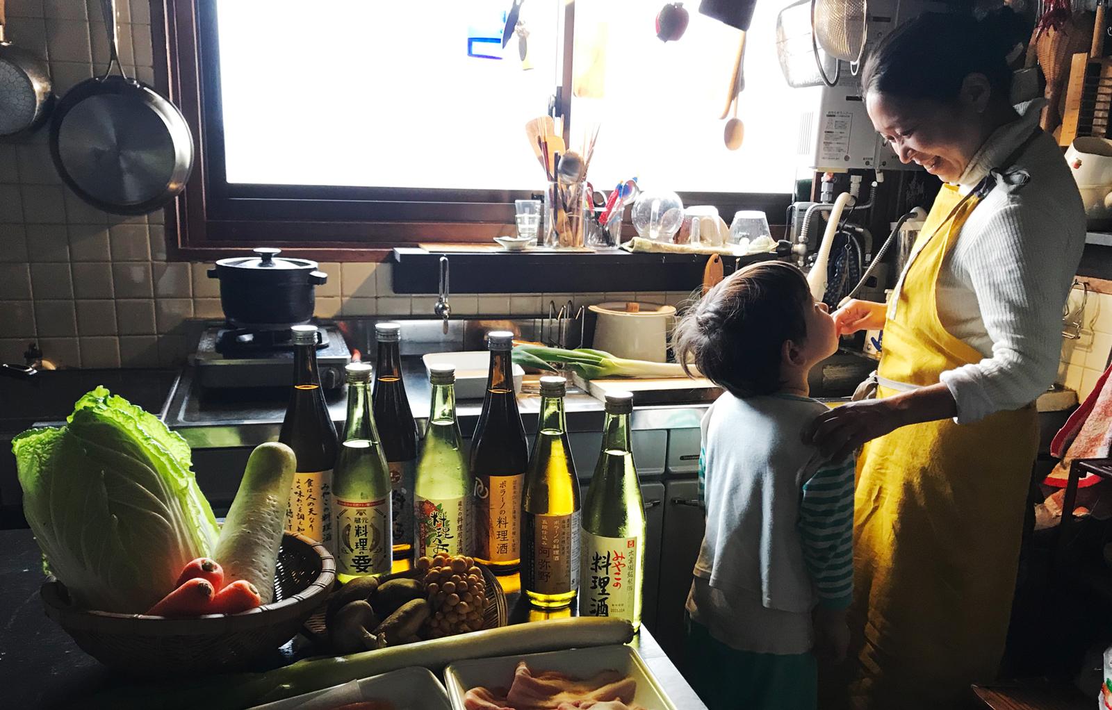 青砥酒造の料理酒